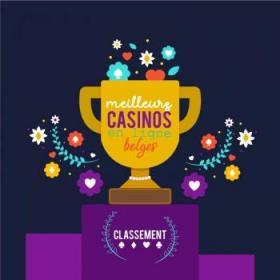 liste casino en ligne belgique